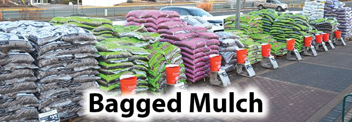 Bagged Mulch Can Be Ordered By The Pallet And 1 2 Only