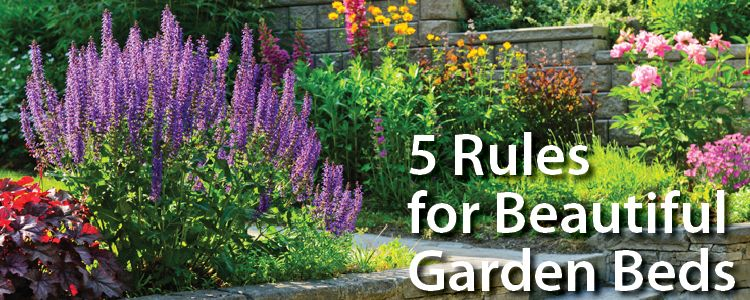 beautiful garden beds - Beautiful Garden Pictures