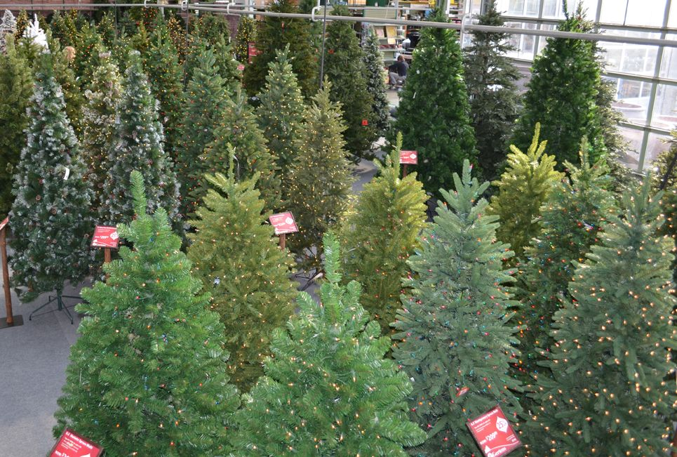 Wholesale Artificial Christmas Trees