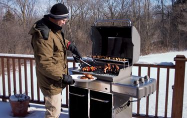 How To Grilling Winter Grilling Tips