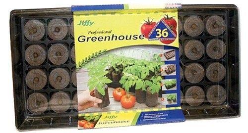Jiffy Tomato Greenhouse