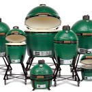big green egg grills