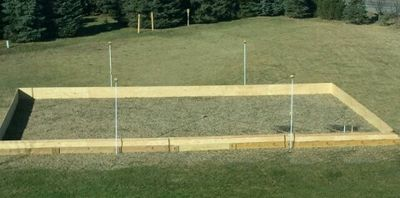 How To - Winter - Building a Backyard Hockey Rink